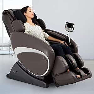 Best Massage Chair for Large Person of 2021 - Most Comfortable 7