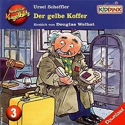 Der gelbe Koffer (Kommissar Kugelblitz 3)