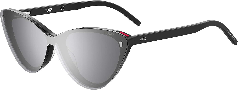 BOSS Gafas de Sol Hugo - Hugo HG 1111/CS 02 Black/Grey Clip-On 54/15/145 mujer