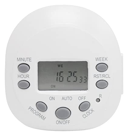 The 8 best ge 7 day 8 outlet power strip timer manual