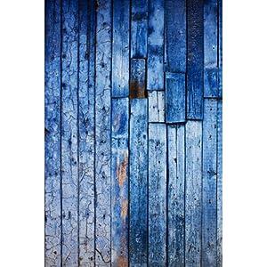 Amazon Com Photography Floor Drop Weathered Wood