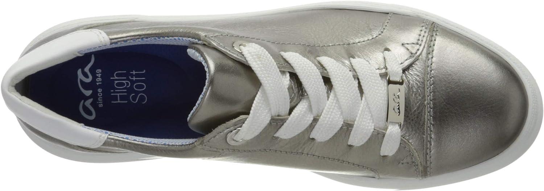 ARA Lausanne Sneakers voor dames Grijs tin wit 21