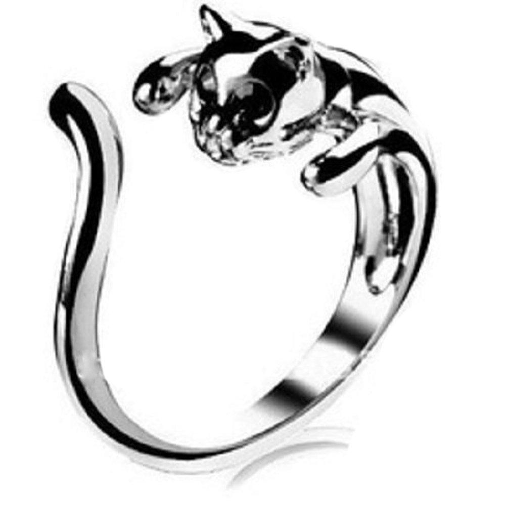 WeiMay Gioielli anello da donna Argento Elegante di compleanno