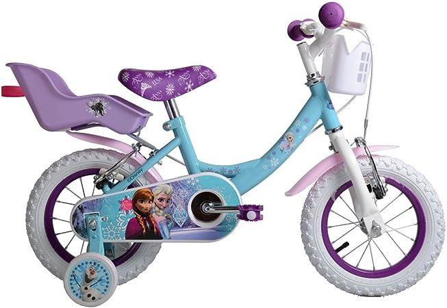 Bicicleta Frozen Original Disney 14: Amazon.es: Deportes y aire libre
