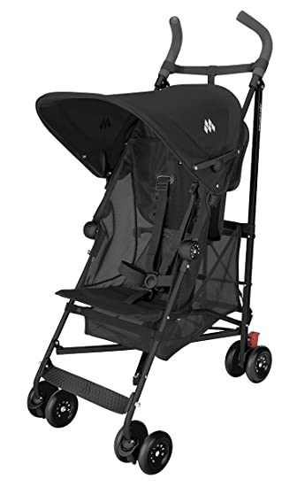Amazon.com : Maclaren Volo Stroller, Black : Baby Strollers : Baby
