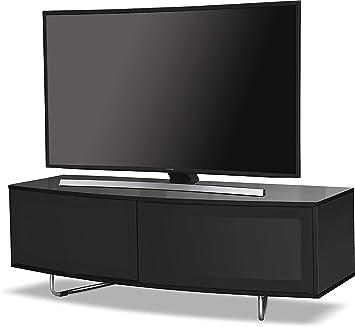 MDA Designs Caru - Mueble de TV LED (32 a 65 pulgadas, LED/OLED/LCD de 32 a 65 pulgadas, color negro brillante: Amazon.es: Electrónica