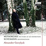pictures at an exhibition piano - Mussorgsky; Schumann: Pictures at an Exhibition &  Kinderszenen
