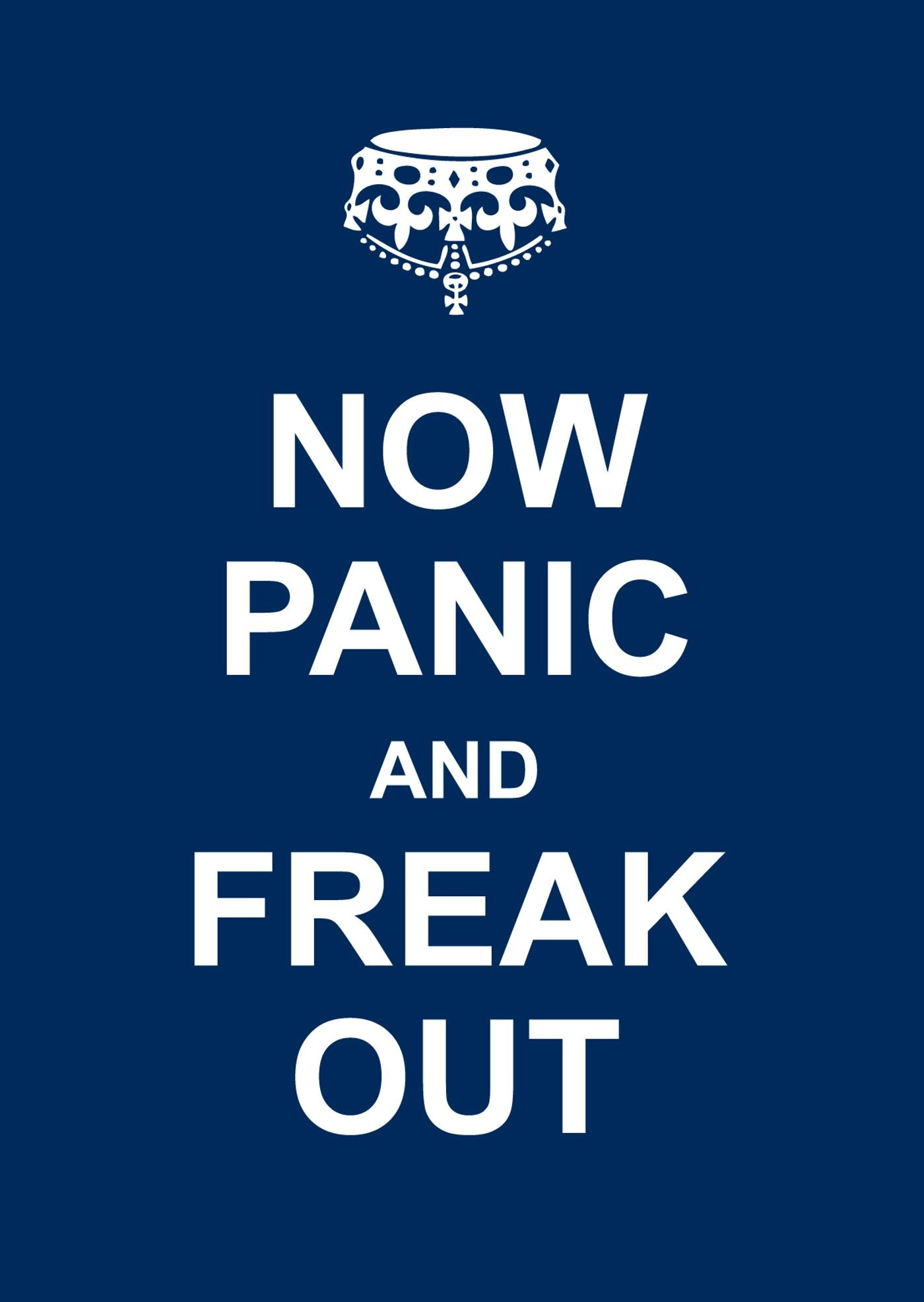 Image result for Freak out