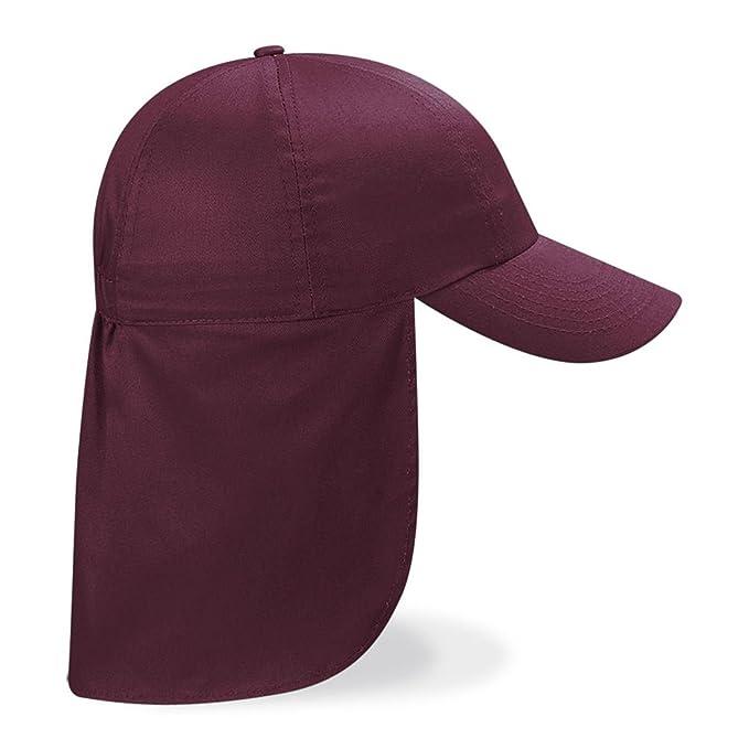 3a53ee6f677 Image Unavailable. Image not available for. Colour  CHILDRENS LEGIONNAIRE  HAT CAP 100% COTTON ...