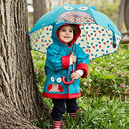 Skip Hop Zoo Little Kid & Toddler Raincoat