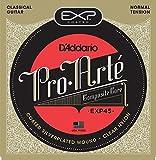 D\'Addario EXP45 Coated Classical Guitar Strings, Normal Tension