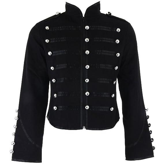 84ea21e5679 Banned Military Jacket (Black)