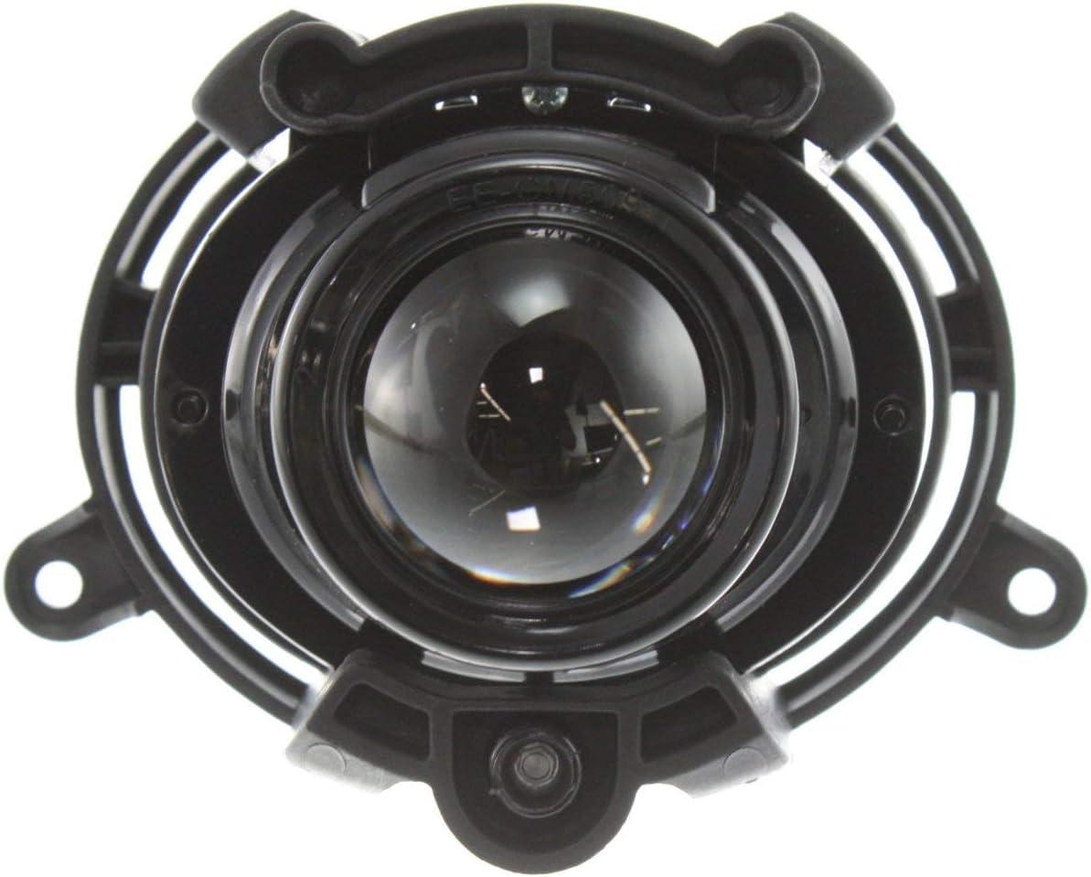 Clear Lens Fog Light For 2008-12 Chevy Malibu LH or RH Glass lens w// Bulb