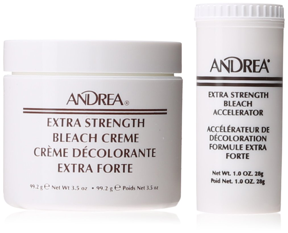 Andrea Extra Strength Bleach with Powder Accelerator