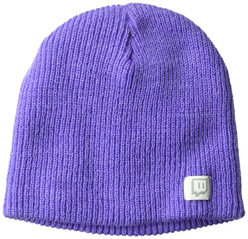 Glitch Ribbed Beanie