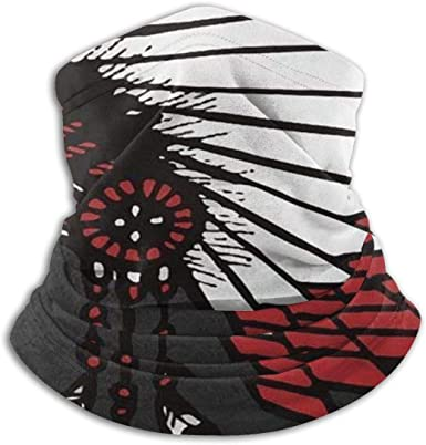 Crossfit Girl Men Women Face Mask Windproof Neck Warmer Winter Headwear For Skiing Snowboarding