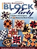 Marsha McCloskey's Block Party, Marsha R. McCloskey, 1579542662