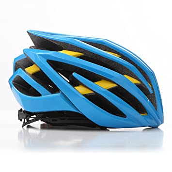 ICOCOPRO Ligero Casco de ciclismo (6 colores) con almohadillas extraíbles Eco-friendly casco