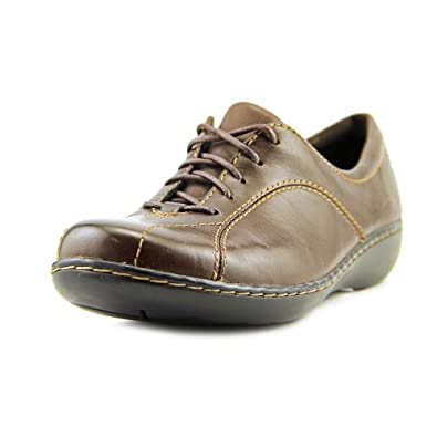cc5a8349 Clarks Women Ashland Pearl Oxford Shoes