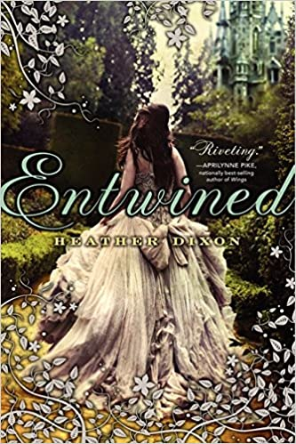 Image result for entwined by heather dixon