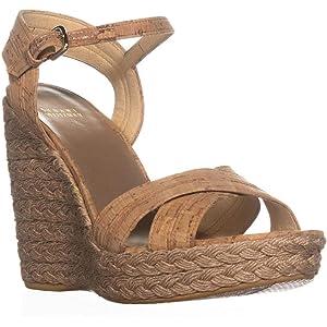 b8bc4dc0a55 Amazon.com  Stuart Weitzman Women s Minx Camel Laniard 9 M US  Shoes