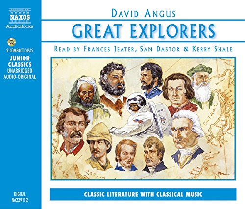 Great Explorers by Brand: Naxos Audiobooks
