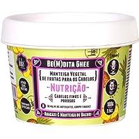 Be(M)dita Ghee Nutrição Abacaxi, 100g, Lola Cosmetics