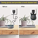 Macddy Wall Mount Holder Hanger on Wall Plug for
