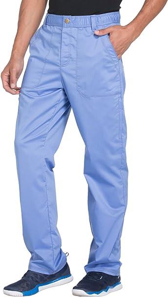 Scrubs Dickies Essence Men/'s Drawstring Zip Fly Pant Hunter DK160 FREE SHIPPING