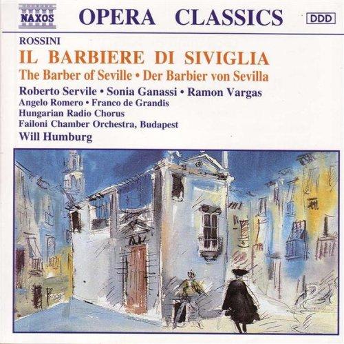 Rossini: Il Barbiere di Siviglia (The Barber of Seville)