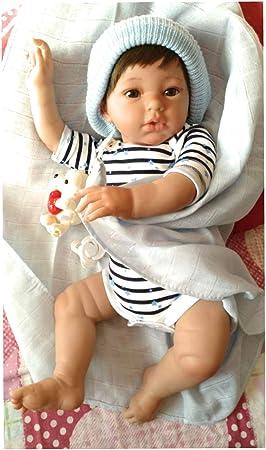 Amazon.es: Mis Muñecas Reborns Bebés reborns Hechos en España Newborns babyborns muñecos realistas Hechas en España Newborns babyborns Silicona: Juguetes y juegos