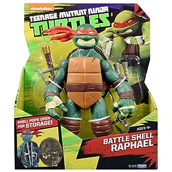 Teenage Mutant Ninja Turtles Battle Shell Raphael Action Figure 2