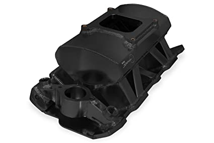 Amazon com: Holley 825012 Holley Sniper Fabricated Intake