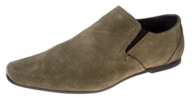 Red Tape Waldon Stone Suede Leather Boys Casual Shoes  UK 1-6