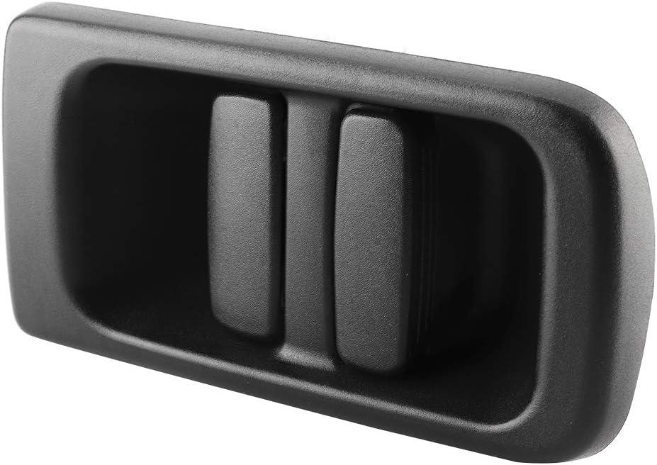 KIMISS Poign/ée de porte ext/érieure Poign/ée de porte coulissante c/ôt/é passager gauche pour Master 7700 352 420