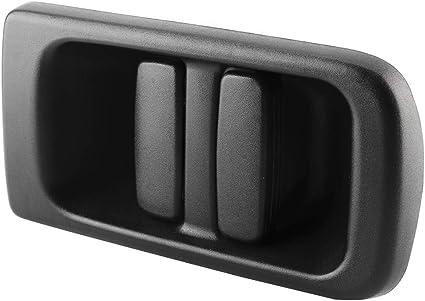 Tirador de puerta corredera, lado izquierdo del pasajero Tirador de puerta corredera 7700 352 420: Amazon.es: Coche y moto
