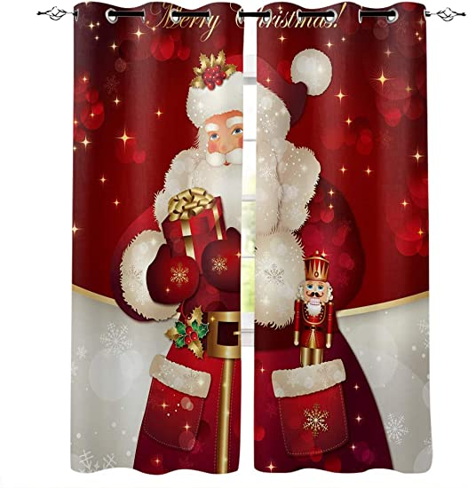 Best window curtain panel: T H Home Draperies Curtains Set