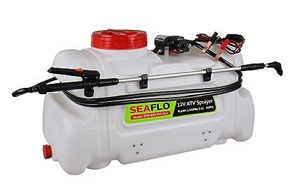 Seaflo ATV Spot Sprayer - 12 Volt, 1 GPM, 15 Gallon