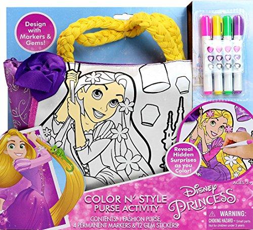 Princess Color N Style Purse ()