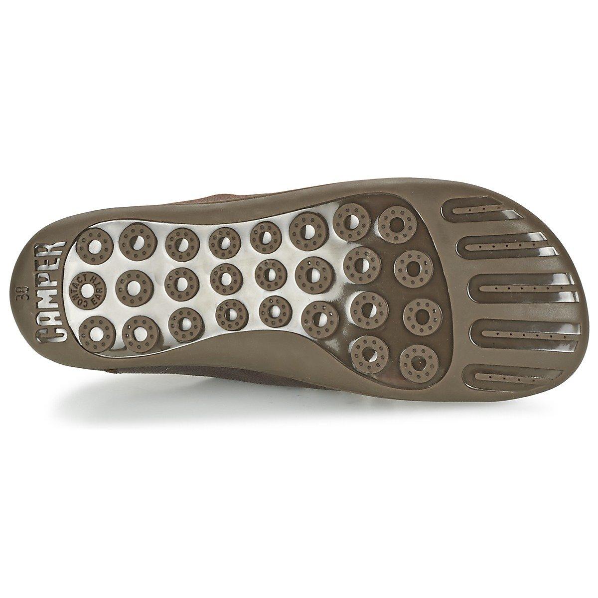 CAMPER Peu Cami Cami Peu Damen Sneakers Braun 356f5f