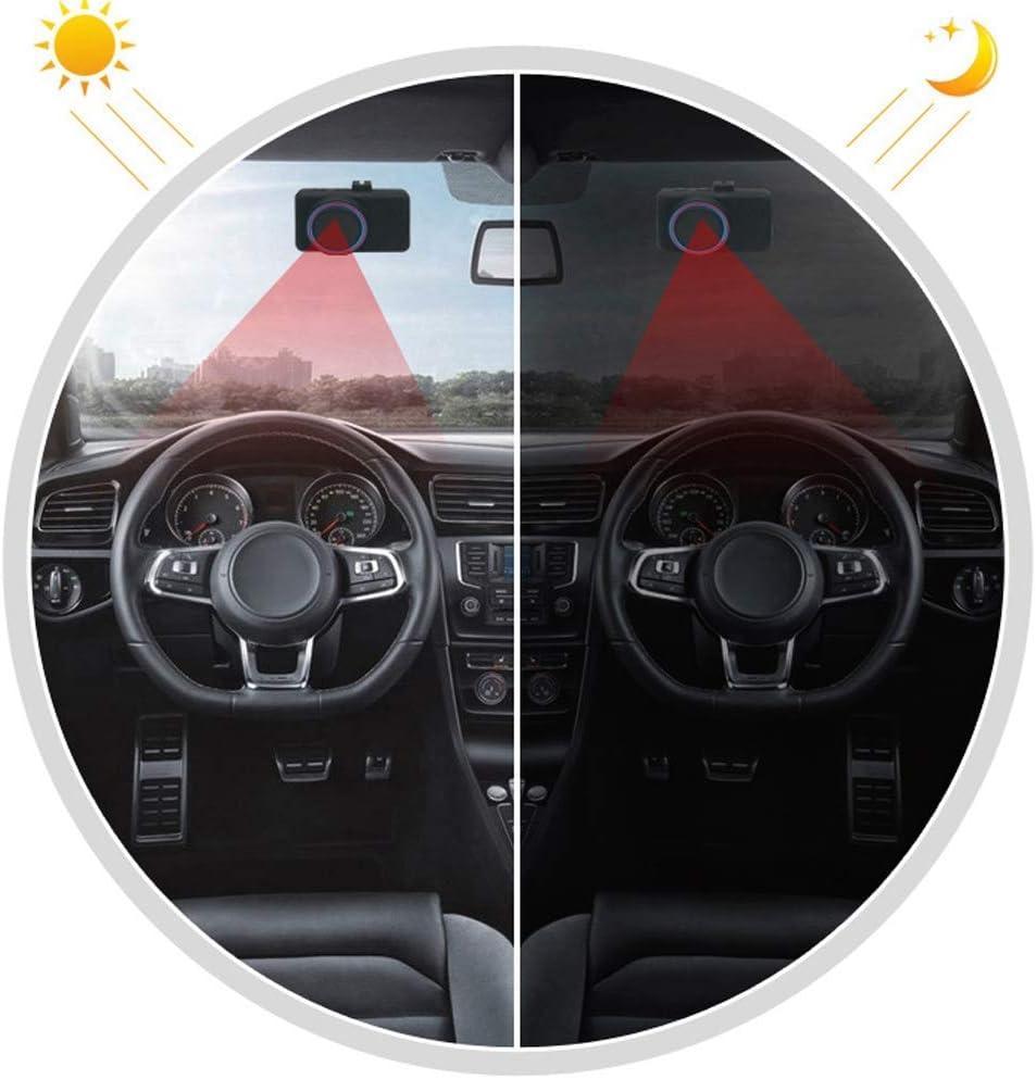 Qii lu Anti Schlaf Monitor Auto M/üdigkeit Warnung Alarm Ger/ät sicheres Fahren Alarm Gesicht Anti Schlaf Monitor lesen