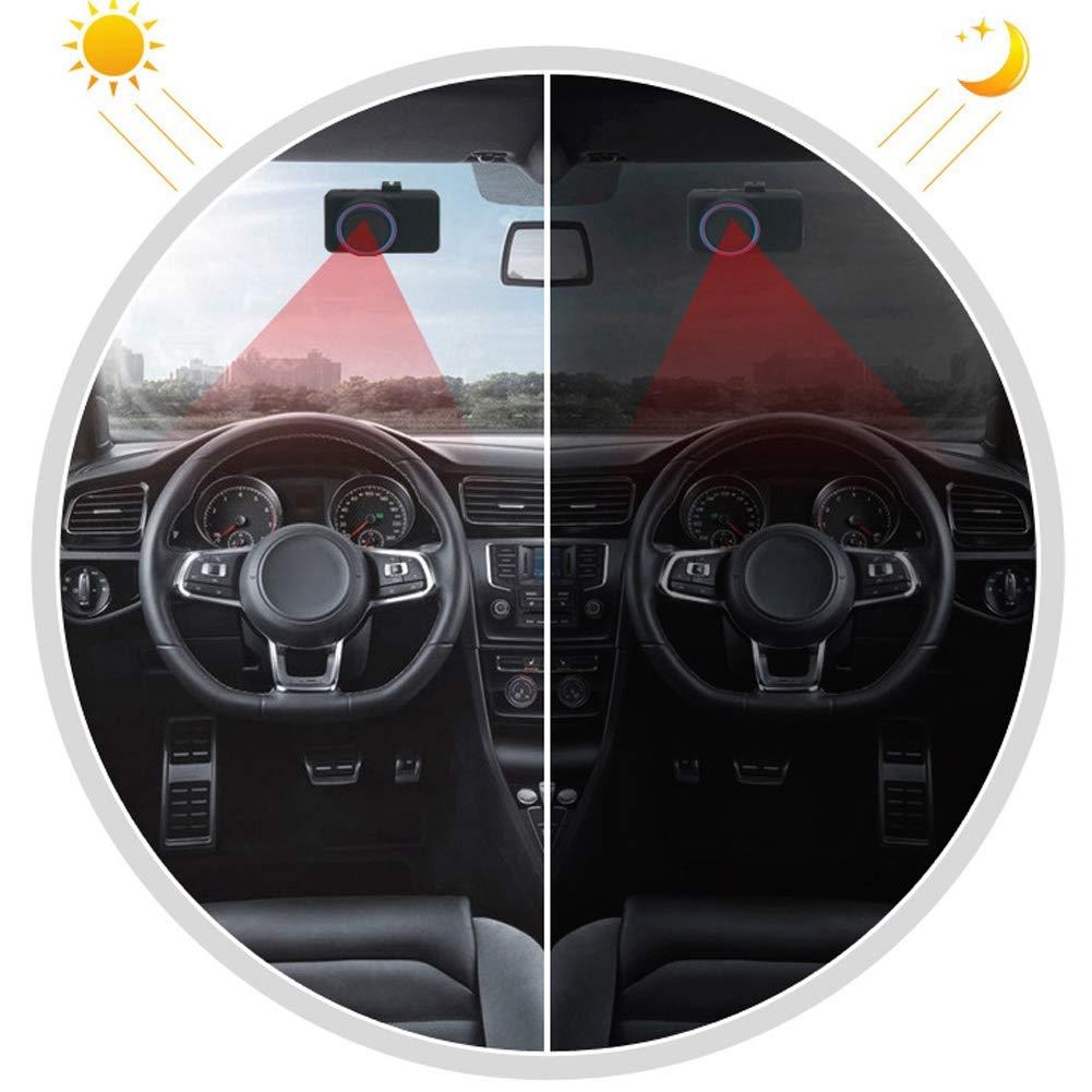 KIMISS Car Fatigue Warning Alarm Device Safe Driving Alert Face Reading Anti Sleep Monitor