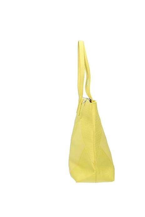 Amazon.com: Bolsa de Desigual Halley Redmond hembra amarillo ...