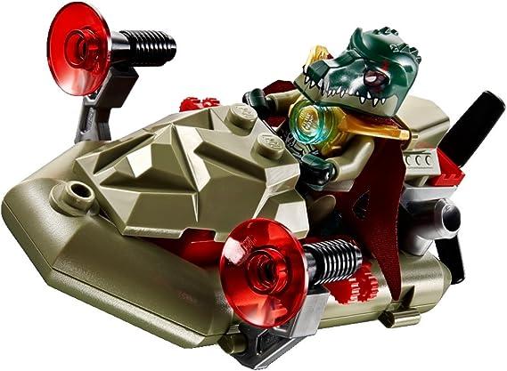 LEGO Legends of Chima - Set de Juego Worriz Combat Lair (70009 ...