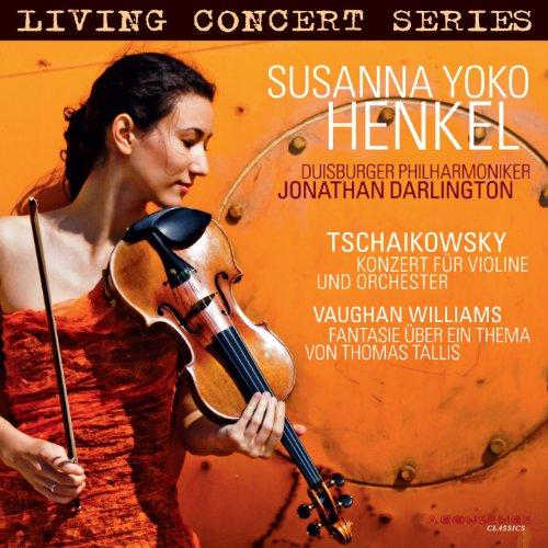 : Tchaikovsky & Vaughan Williams: Susanna Yoko Henkel: MP3 Downloads