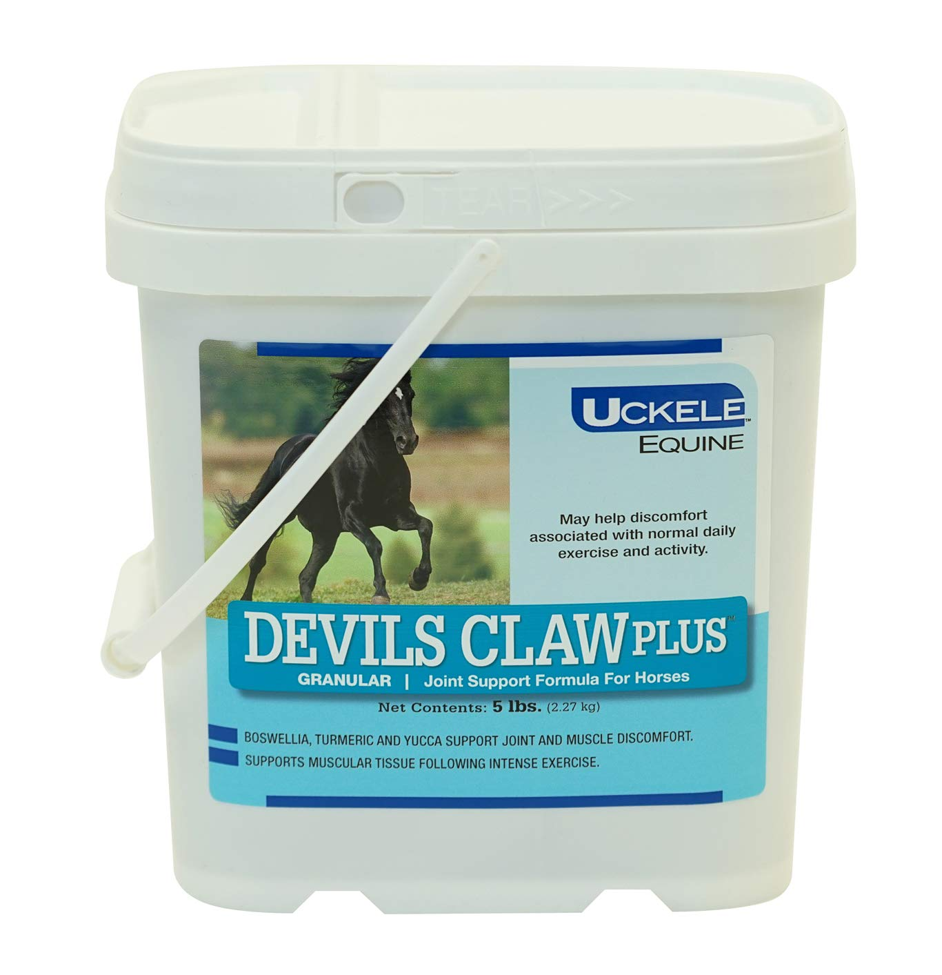 Uckele Devils Claw Plus Powder, 5 lb