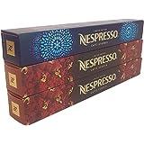 ネスプレッソカプセルコーヒーリミテッドエディションLIMITED EDITION 10*3=30個入りイスタンブール、ベネチア
