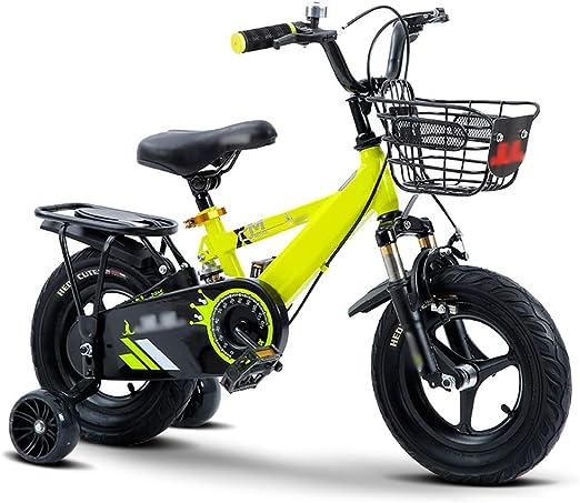 Bicicleta para Niños,para 2-7 Años Niñas Y Niños Bicicleta ...