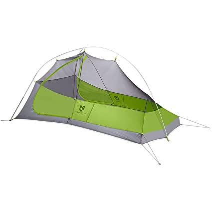 Nemo Hornet Ultralight Backpacking Tent 1P  sc 1 st  Amazon.com & Amazon.com : Nemo Hornet Ultralight Backpacking Tent : Sports ...