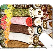 Luxlady Gaming Mousepad energy and power resources of its own Turkish delight 9.25in X 7.25in IMAGE: 7083390